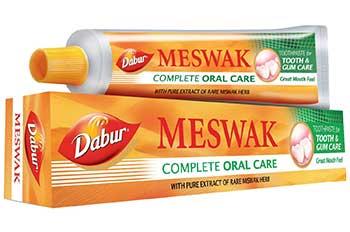 Dabur Meswak: Ayurvedic Toothpaste