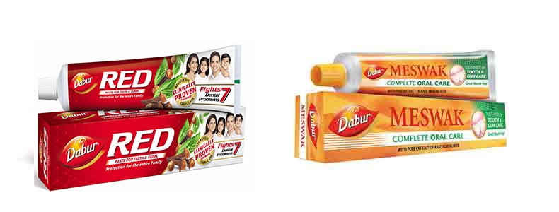 Toothpaste by Dabur